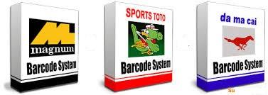 Magnum 4D Barcode Scanner System